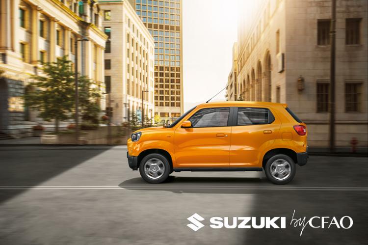 SUZUKI S-PRESSO | Le Nouveau SUV Urbain et Malin